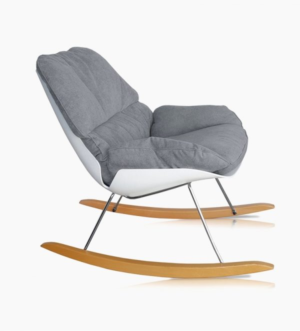 quality design 4eae1 6f40a 34 Modern Rocking Chairs That Look Cool, Collected and Stylish