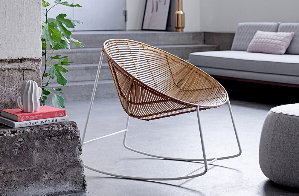 Excellent 34 Modern Rocking Chairs That Look Cool Collected And Stylish Onthecornerstone Fun Painted Chair Ideas Images Onthecornerstoneorg