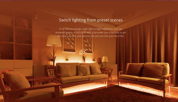 Product Of The Week: Smart LED Light Strips For Mood Lighting