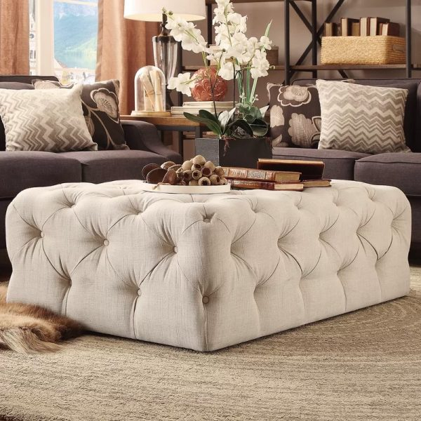 Magnificent 30 Beautiful Ottoman Coffee Tables To Maximise Your Lounge Space Ncnpc Chair Design For Home Ncnpcorg