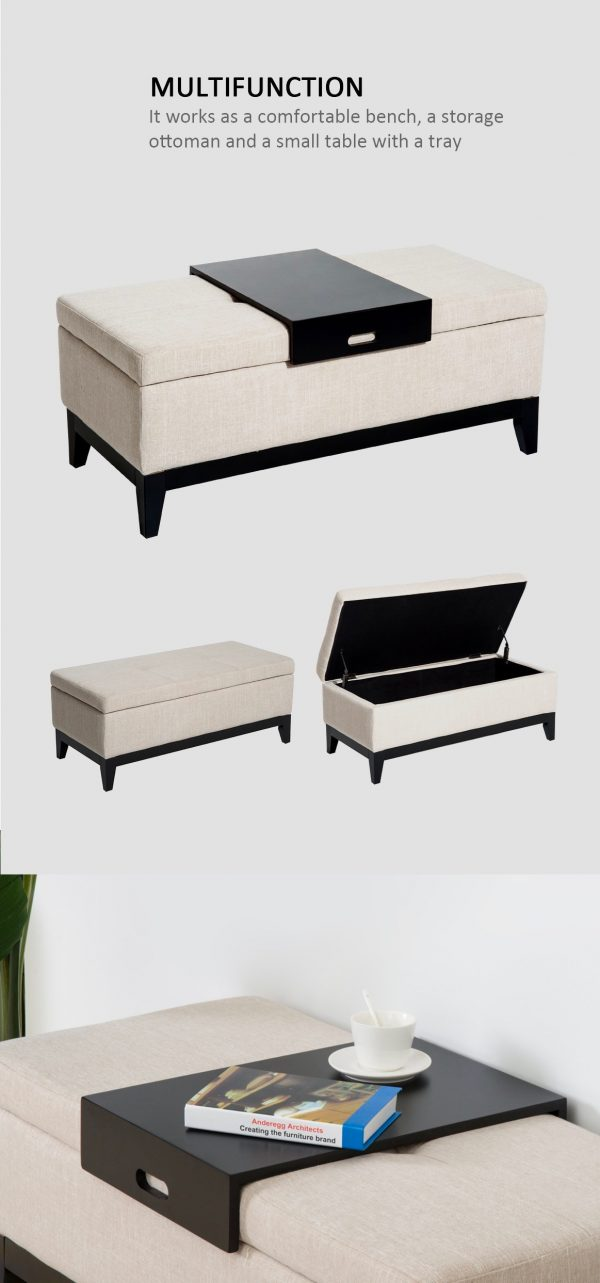 Awesome 30 Beautiful Ottoman Coffee Tables To Maximise Your Lounge Space Gmtry Best Dining Table And Chair Ideas Images Gmtryco