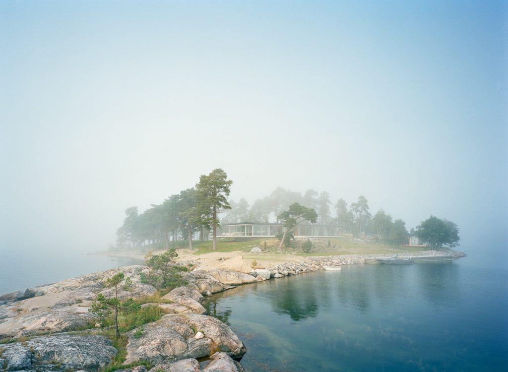 Luxury Villa On Swedish Private Island