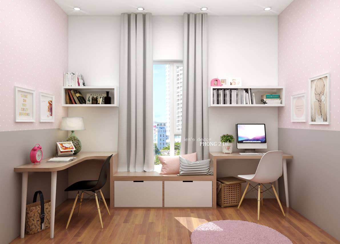 40 Awesome Kids' Rooms That Use The Pastel Color Palette