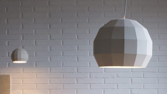 50 Beautiful Globe Pendant Lights: From Metal To Glass To Paper