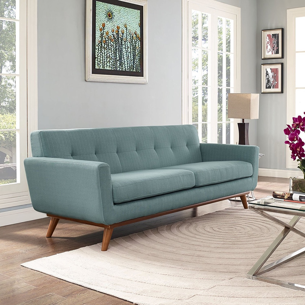 30 Mid Century Modern Sofas That Make Your Lounge Look The Era