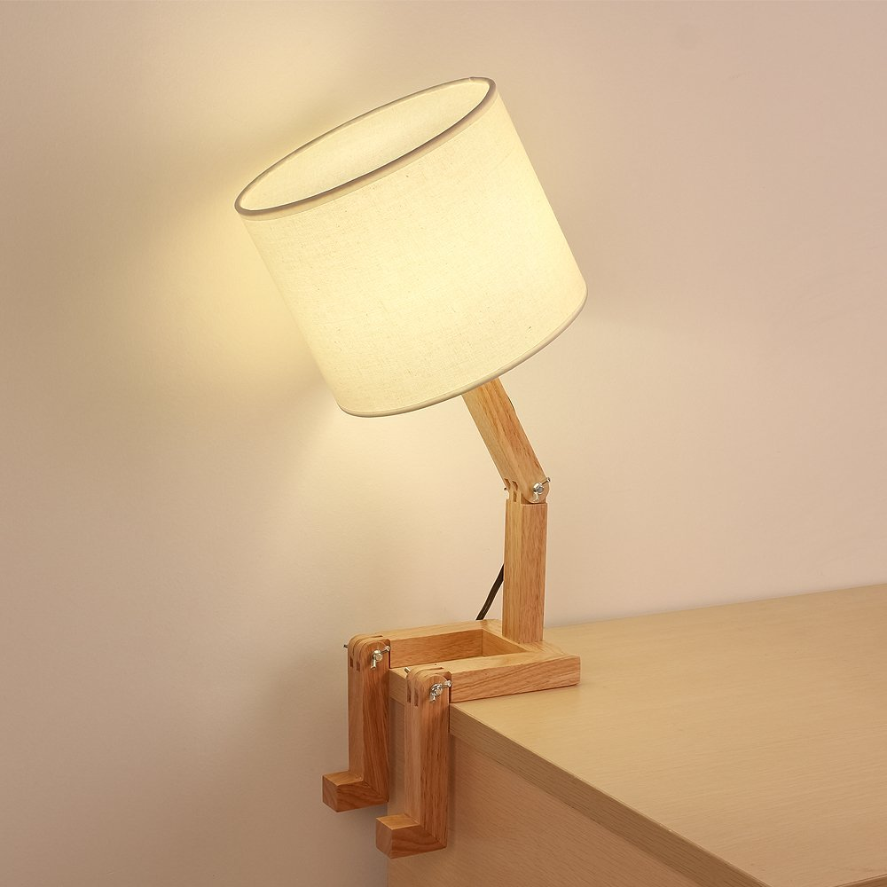 Product Of The Week Cute Wooden Stick Figure Lamp