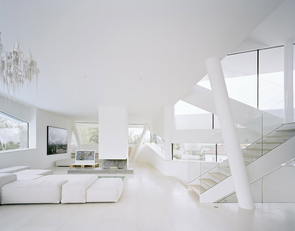 Phenomenal 30 White Living Rooms That Exude Purity And Peace Best Image Libraries Thycampuscom