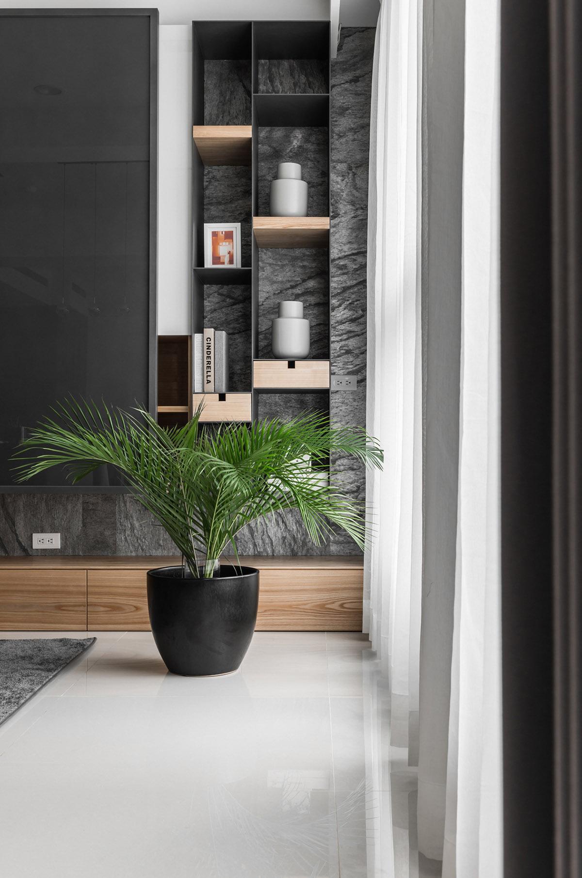 Các ý tưởng về thiết kế nội thất - Bespoke shelving designs