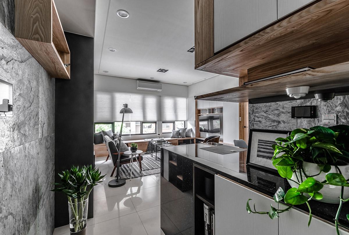 Các ý tưởng về thiết kế nội thất - Home storage ideas