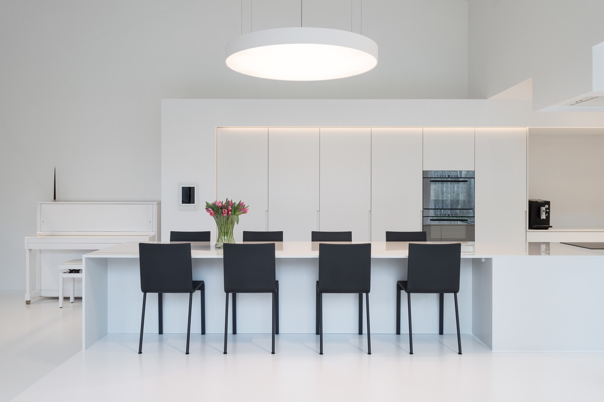 10 Modern And Minimalist Dining Room Design Ideas: 33 Dazzling White Dining Rooms Plus Tips To Help You