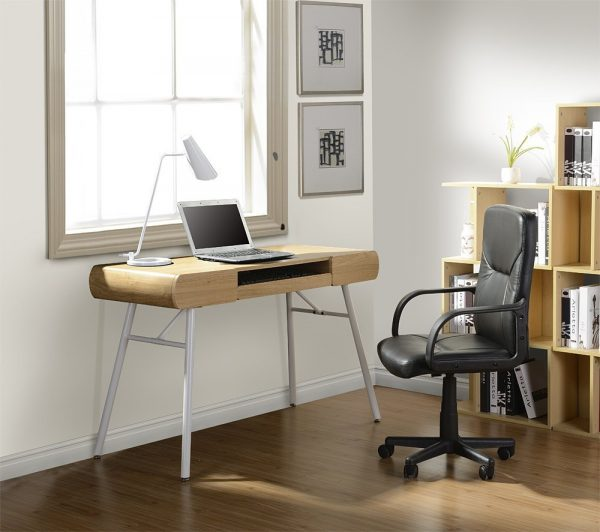 50 Splendid Scandinavian Home Office And Workspace Designs: 50 Modern Home Office Desks For Your Workspace