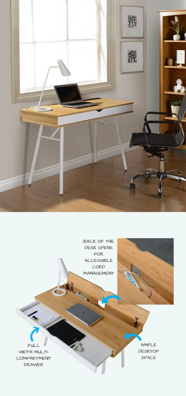 Image of: 50 Modern Home Office Desks For Your Workspace