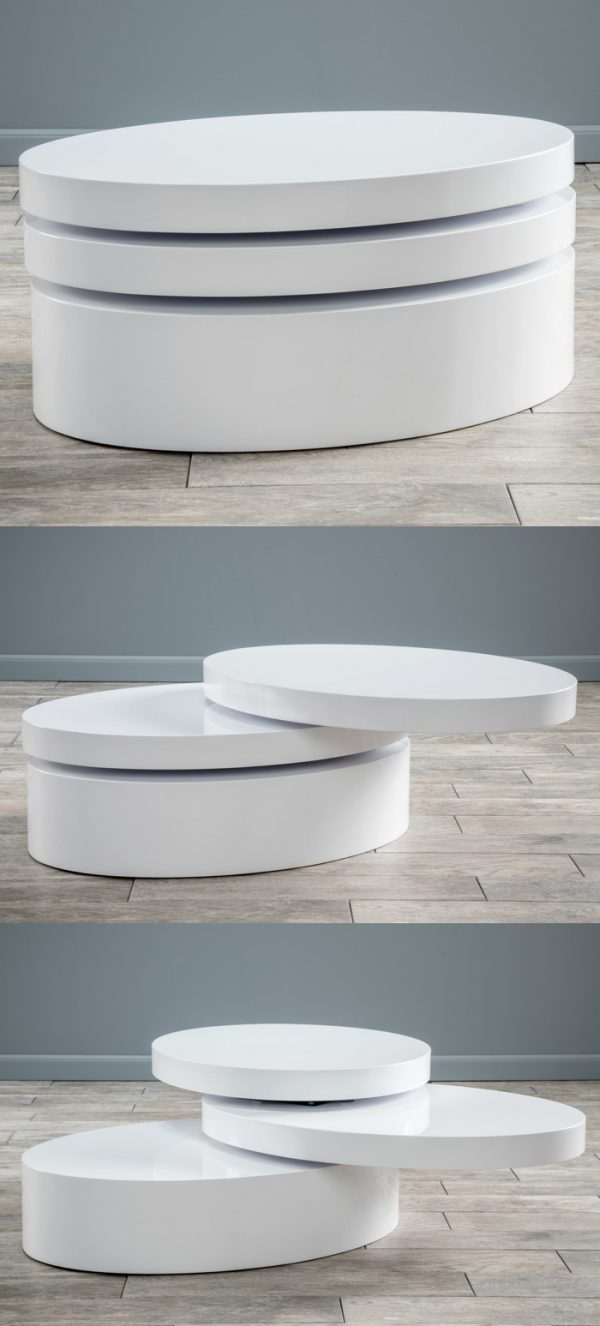 Modern Swivel Coffee Table.50 Modern Coffee Tables To Add Zing To Your Living