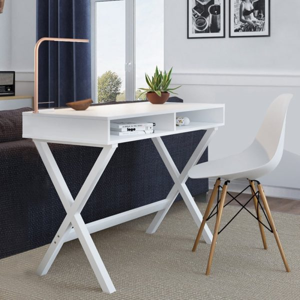 Simple Modern Office Desk Portable Computer Desk Home: 50 Modern Home Office Desks For Your Workspace
