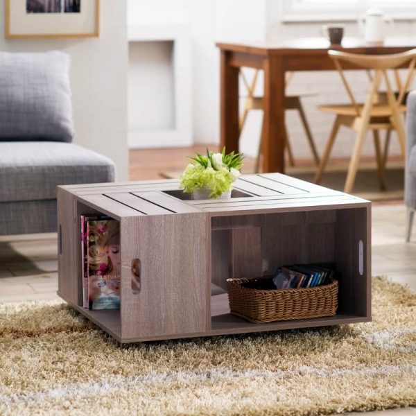 50 Modern Coffee Tables To Add Zing