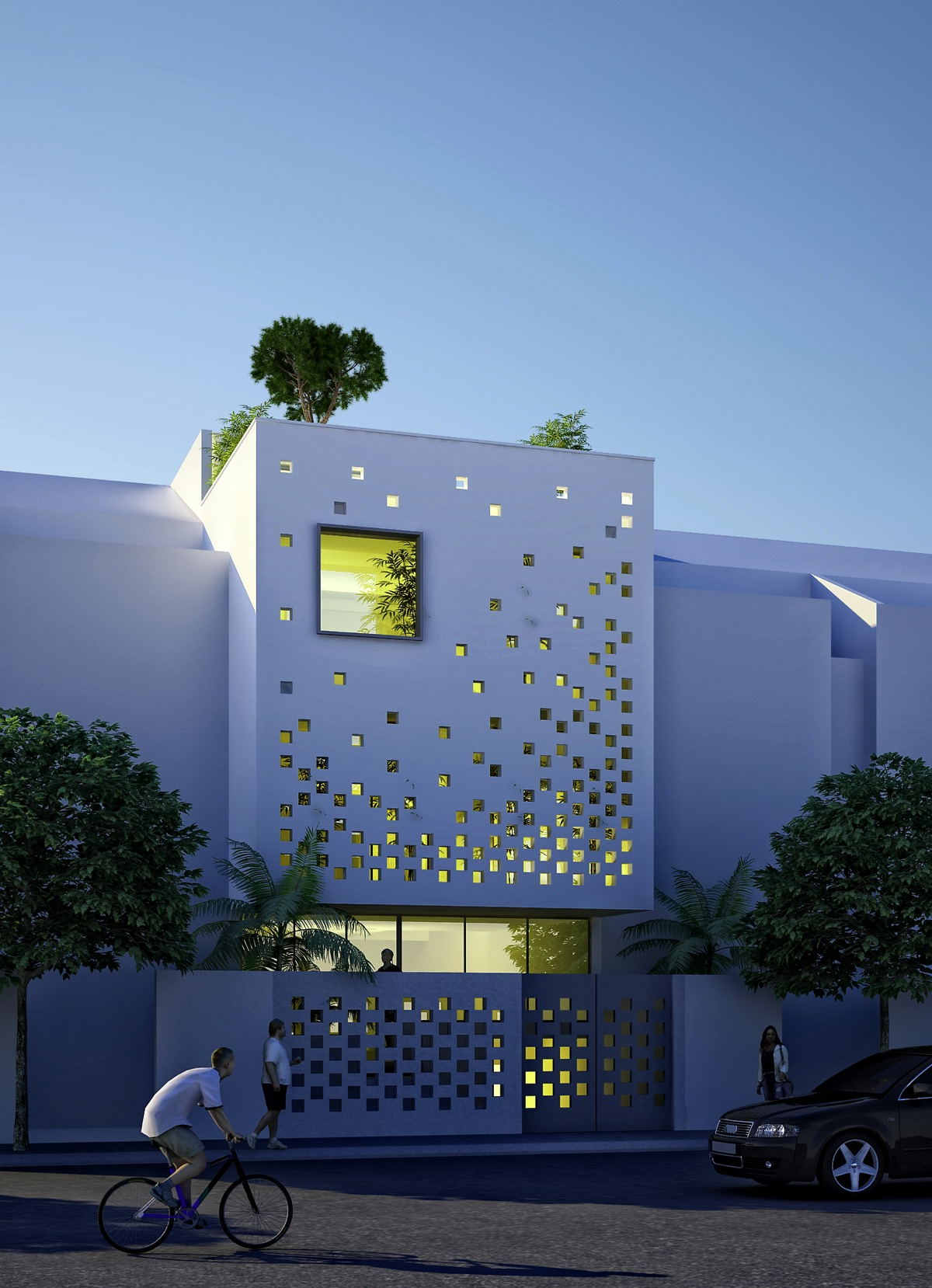 50 Narrow Lot Houses That Transform A Skinny Exterior Into ... on small house ceiling design, small house sustainability, small house construction, small house interior design, small modern contemporary homes, small house materials, crown asia house design, small house front design, small house architecture, house architecture design, small house exterior design, small house landscaping design, small row house plans, small house floor design, small house architectural design, small house roofs, small house kitchen design, small house windows, small modern narrow house, small house building ideas,