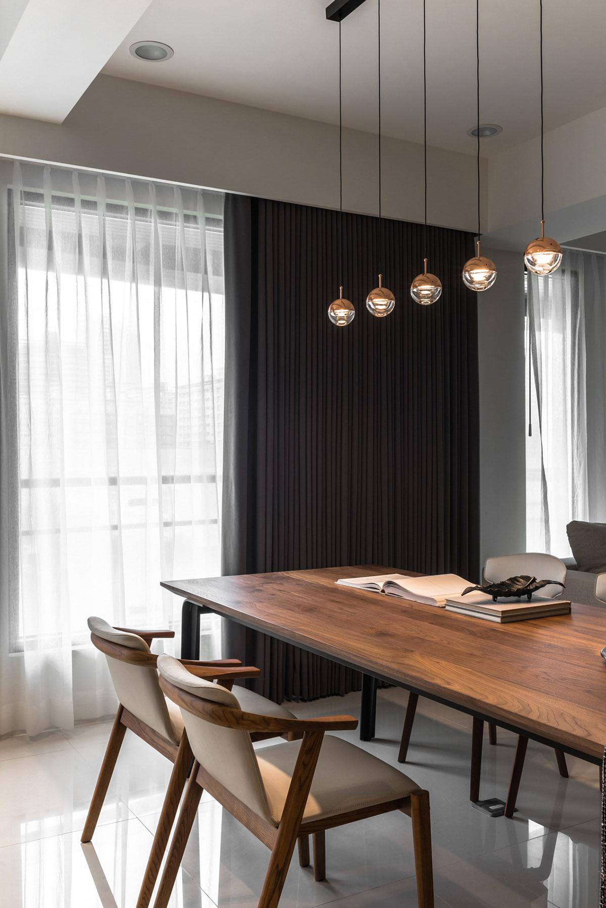 Các ý tưởng về thiết kế nội thất - Stylish modern dining chairs