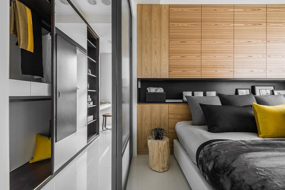 Các ý tưởng về thiết kế nội thất - Walk in closet