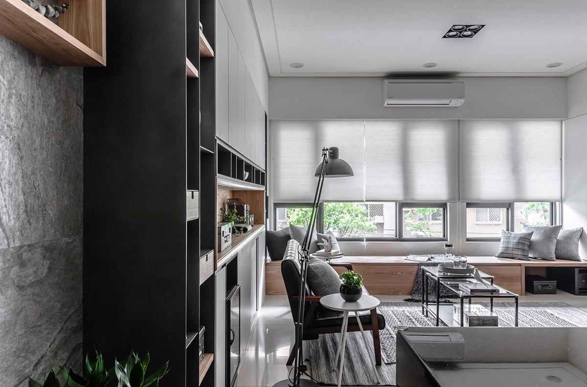 Các ý tưởng về thiết kế nội thất - White side table