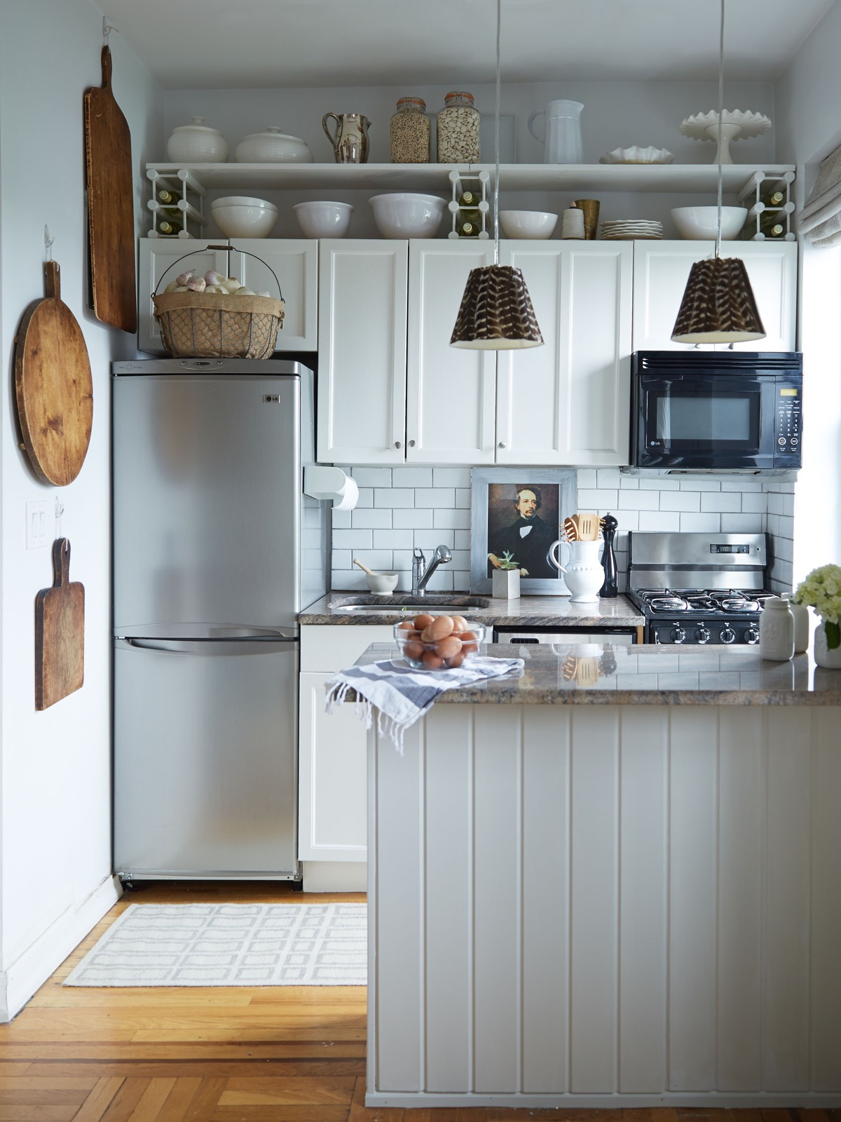 50 Splendid Small Kitchens And Ideas