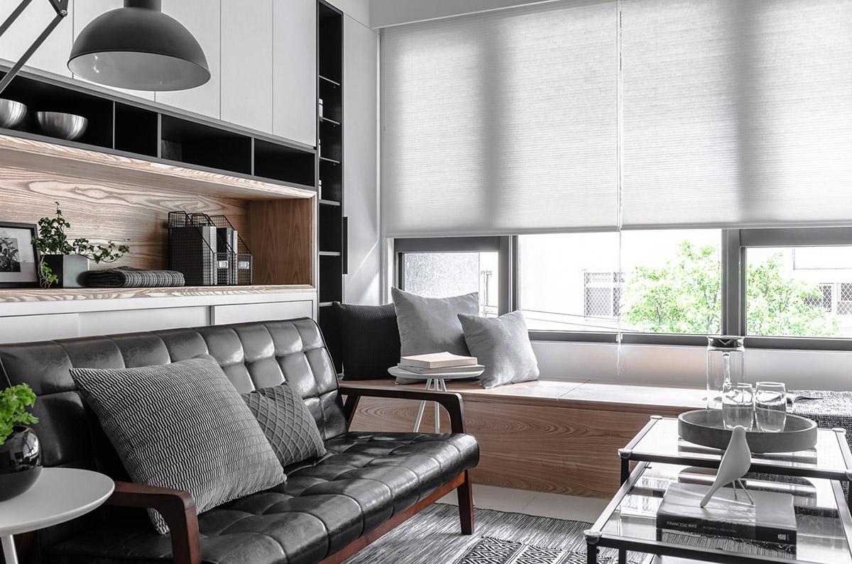 Các ý tưởng về thiết kế nội thất - Window blinds