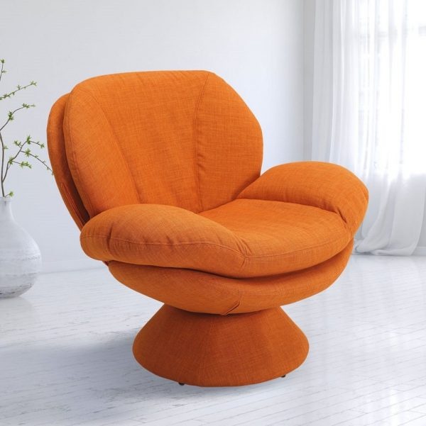 50 Modern Swivel Chairs That Give Your, Swivel Chairs For Living Room
