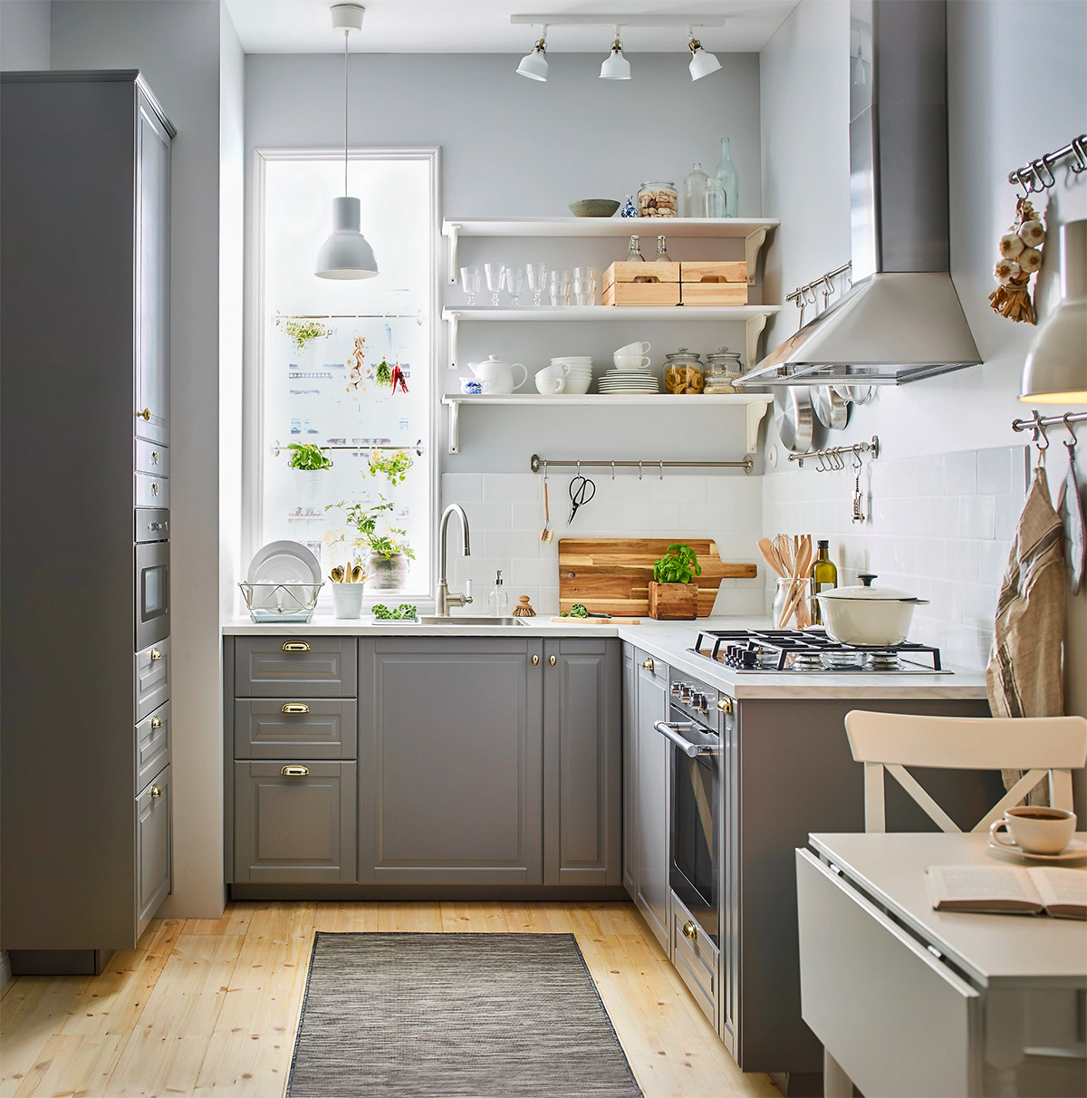 Excellent 50 Splendid Small Kitchens And Ideas You Can Use From Them Interior Design Ideas Ghosoteloinfo