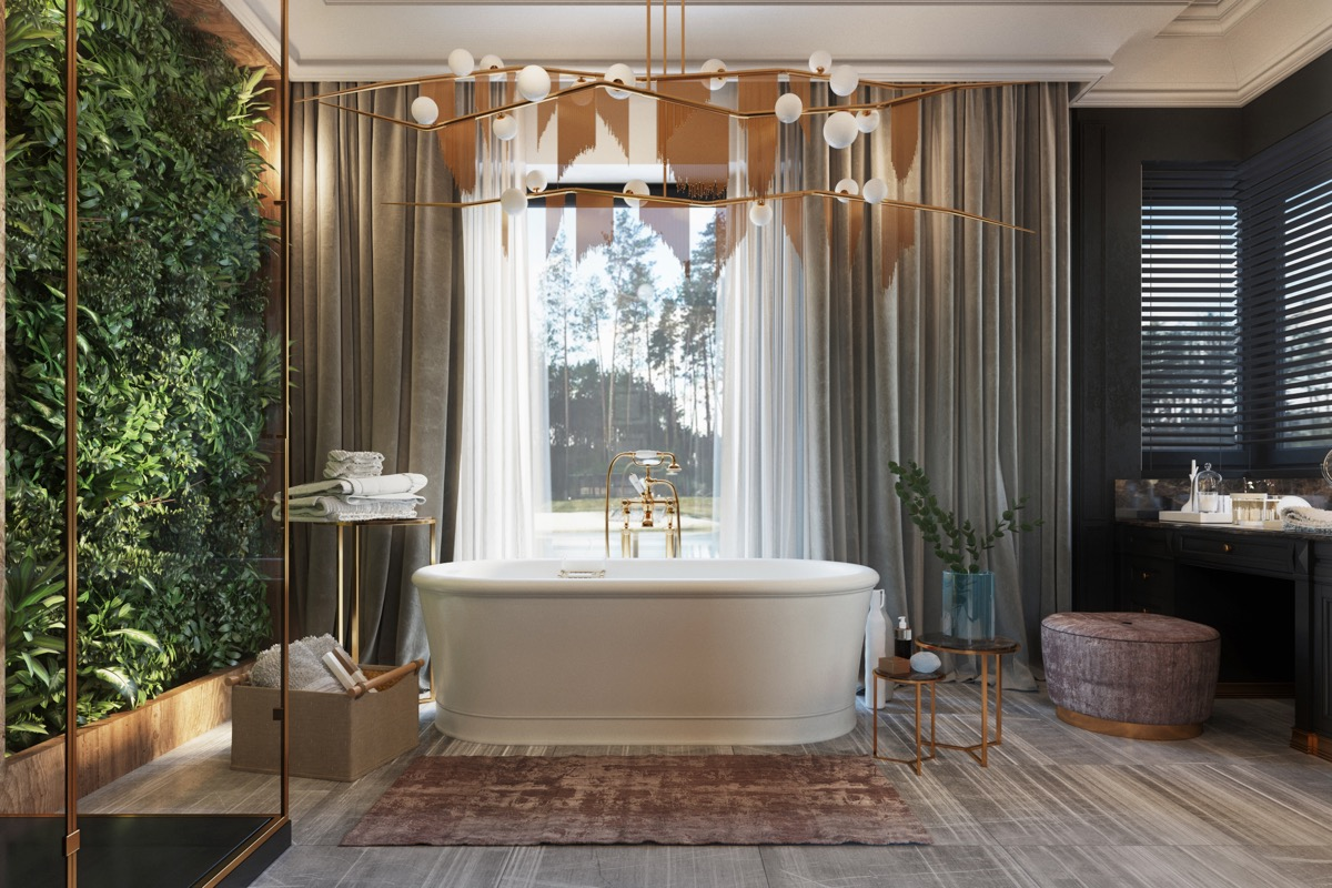 Luxery Bathrooms: 50 Luxury Bathrooms And Tips You Can Copy From Them