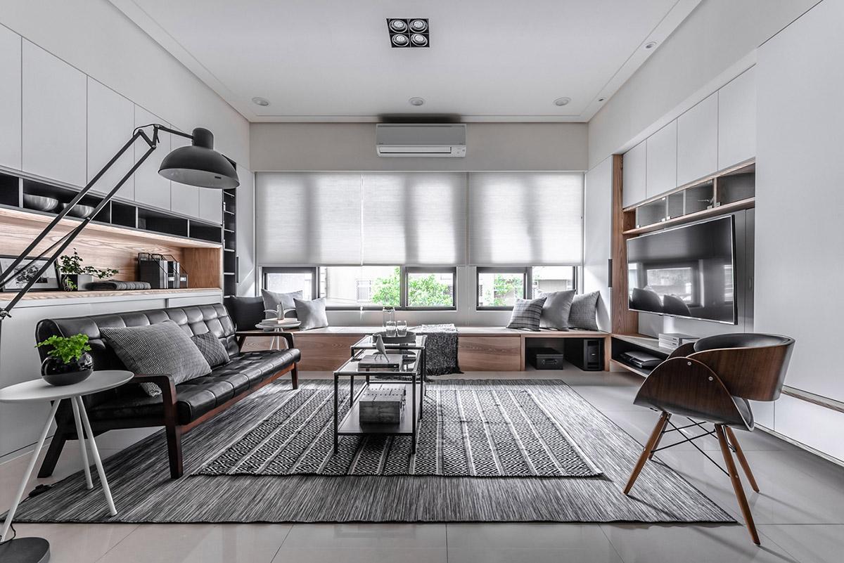 Các ý tưởng về thiết kế nội thất - mid century modern sofa
