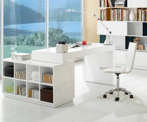 50 Modern Home Office Desks For Your Worke