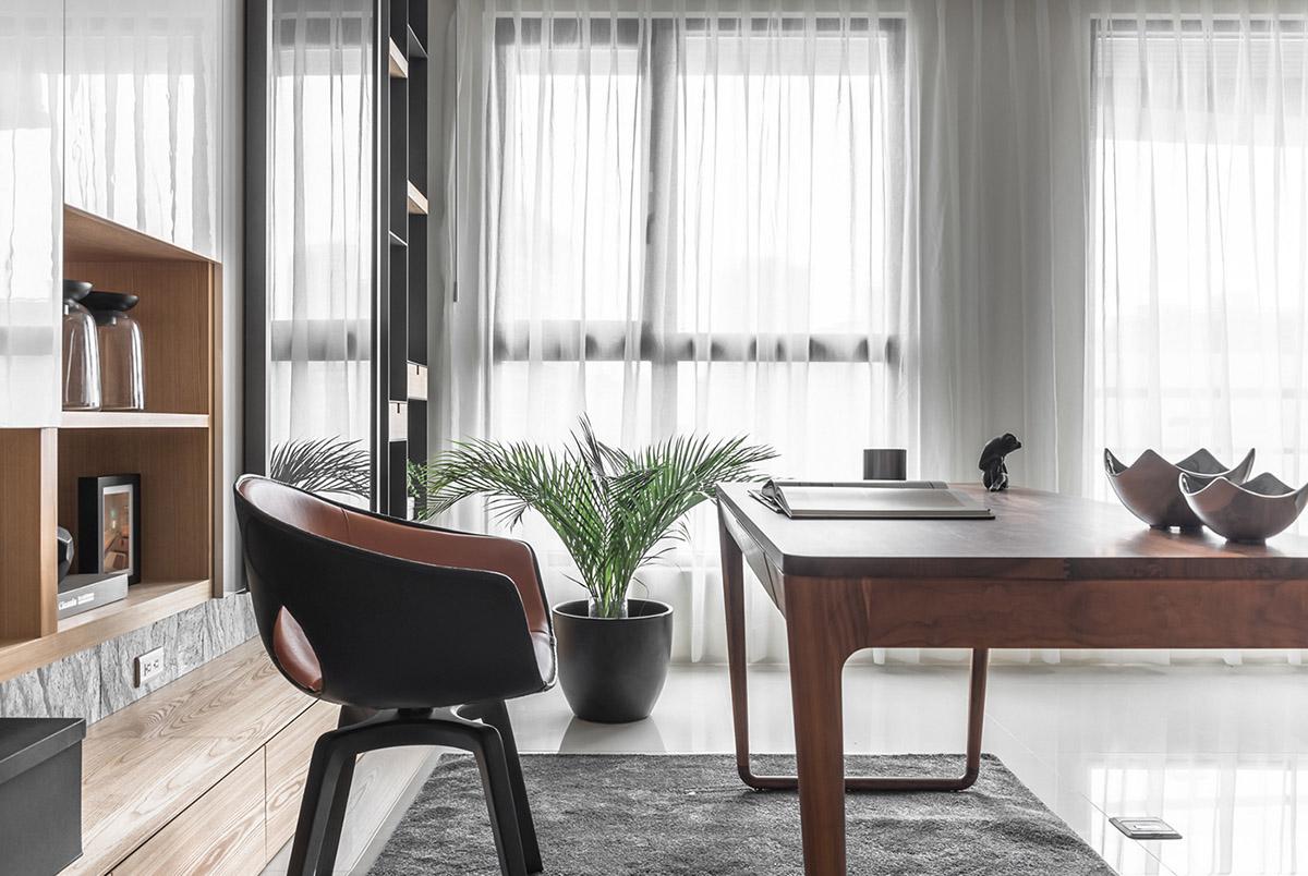Các ý tưởng về thiết kế nội thất - modern swivel chair