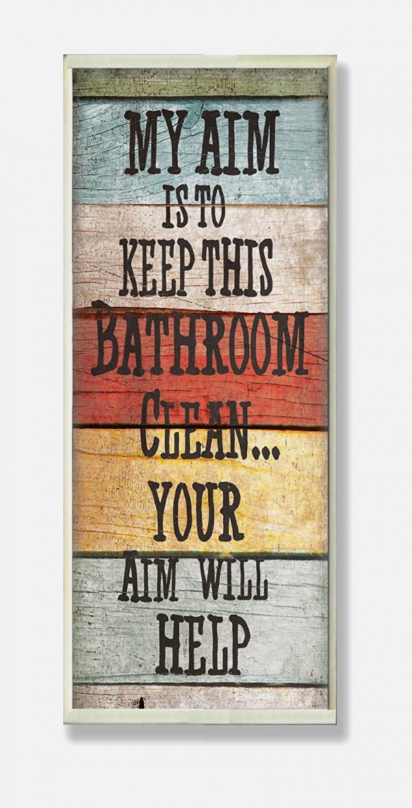 38 Beautiful Bathroom Wall Decor Ideas That Add Modern Flare