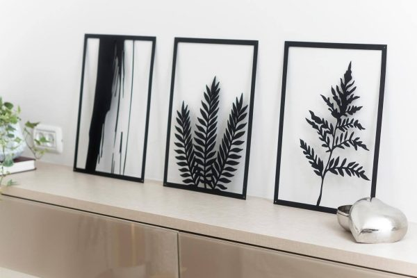 50 Marvelous Metal Wall Art Décor Pieces