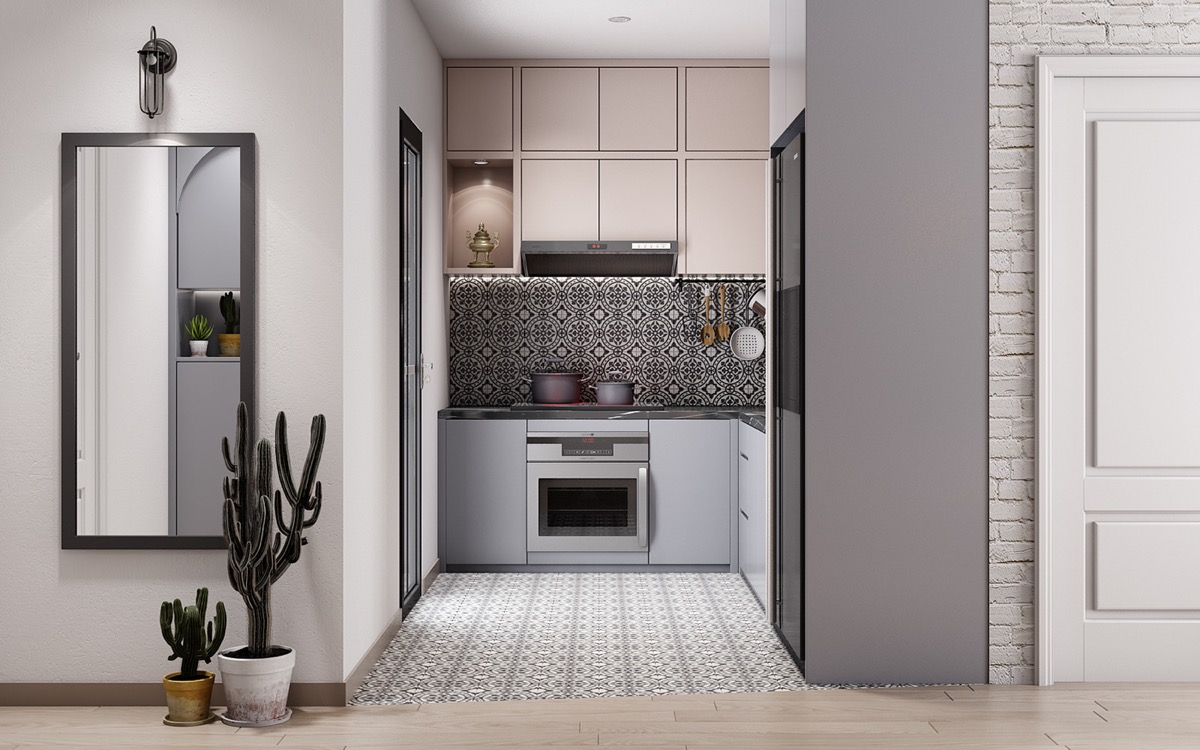 50 lovely lshaped kitchen designs  tips you can use from