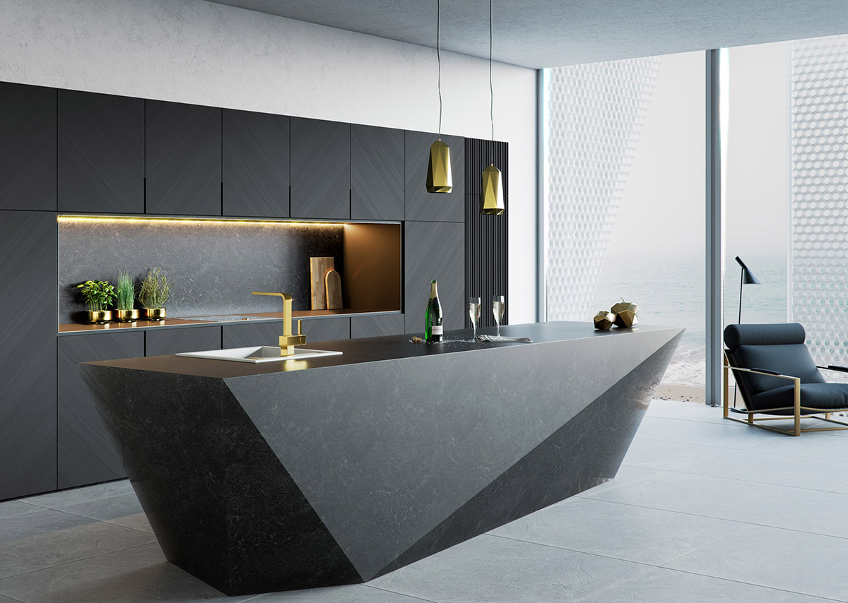 modern island kitchen 50 stunning modern kitchen island designs 3982