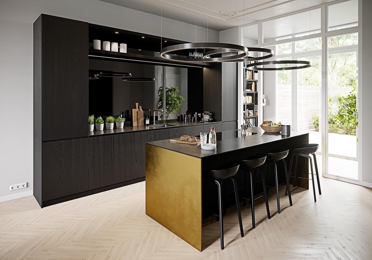 50 stunning modern kitchen island designs - What is a kitchen island ...