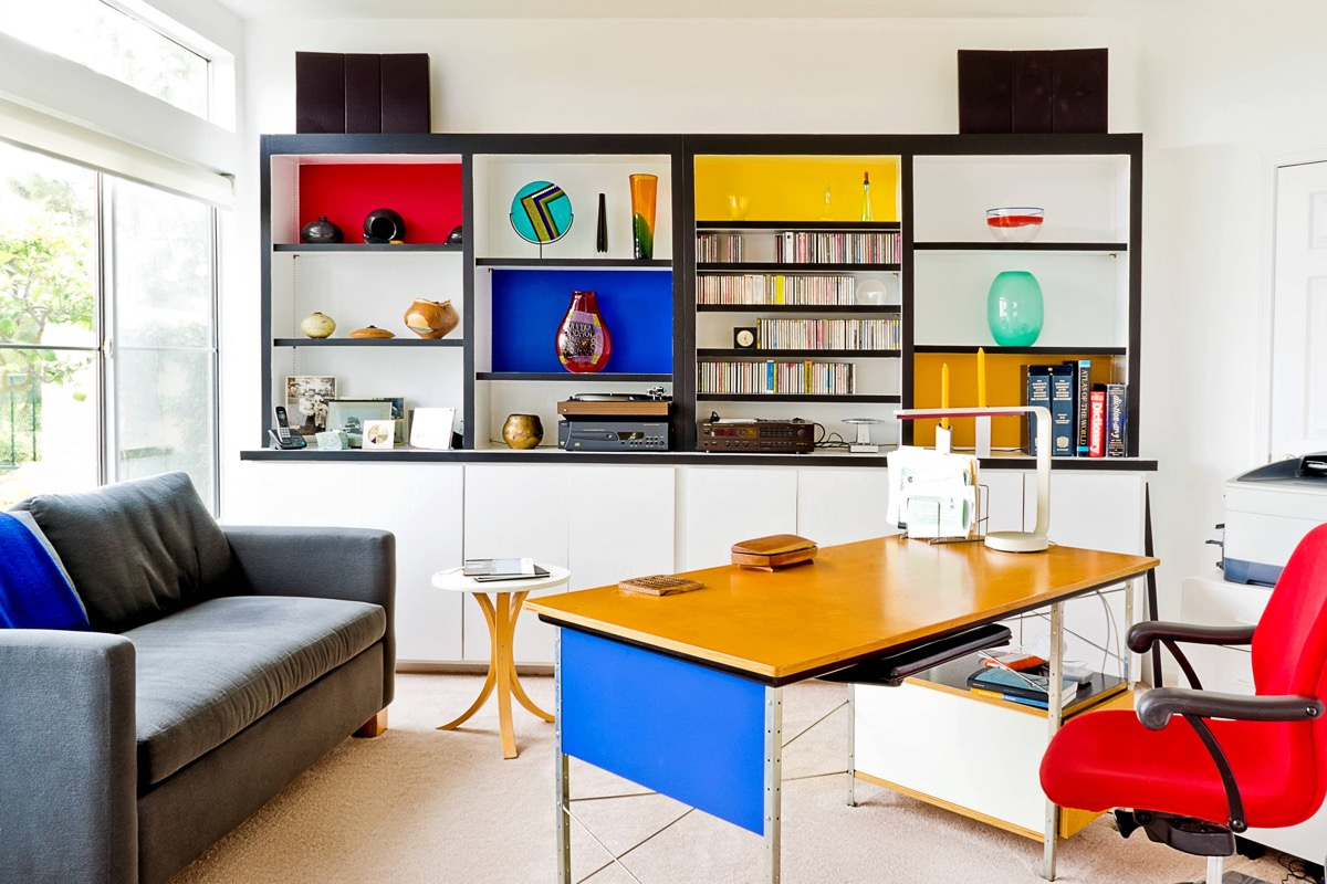 Piet Mondrian Inspired Interior Design To Give Your Home The De Stijl Flair
