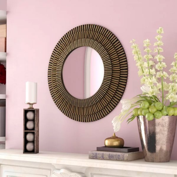 Large Round Decorative Mirror.51 Decorative Wall Mirrors To Fill That Empty Space In Your Wall