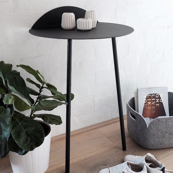 Small Accessory Table with Mount