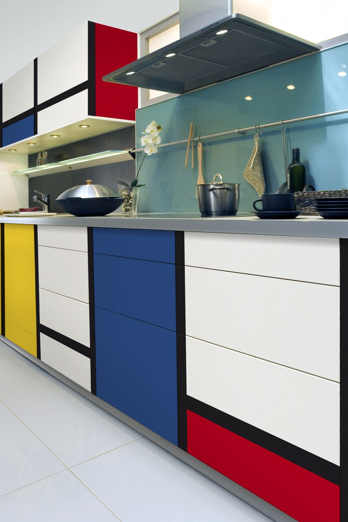 Bauhaus Kitchen Design