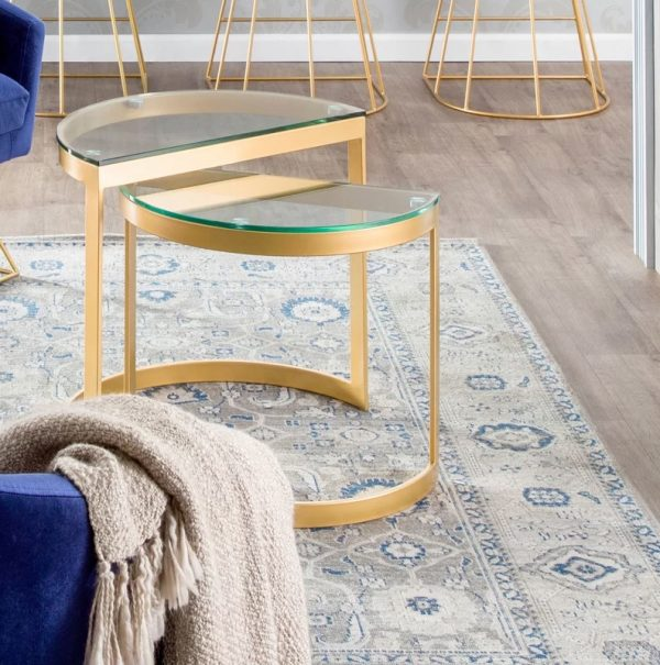 Nesting Coffee Tables That Save E