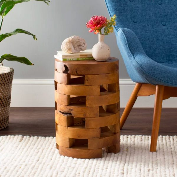 50 Small Side Tables That Radiate Modern Charm