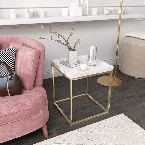 Small Side Tables That Radiate Modern Charm, Little Tables For Living Room