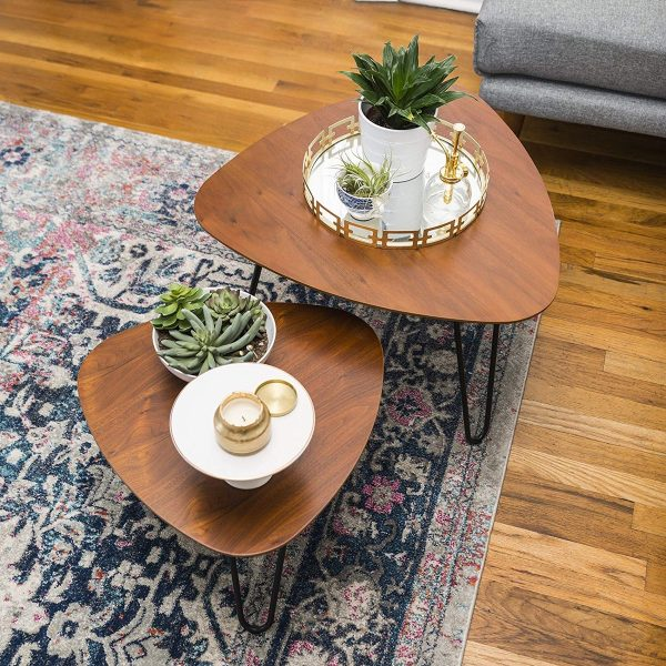 Peachy 41 Nesting Coffee Tables That Save Space Add Style Caraccident5 Cool Chair Designs And Ideas Caraccident5Info