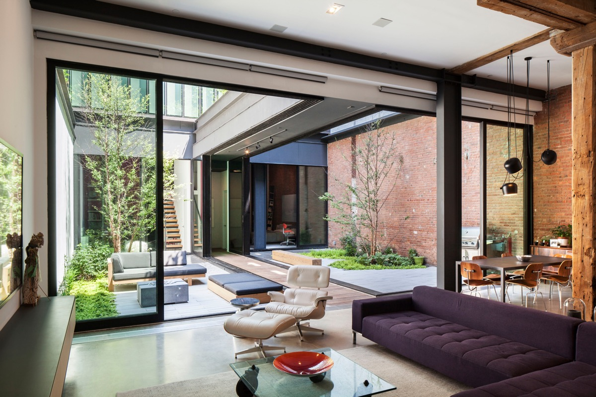 Courtyard Designs That Make Us Go Wow