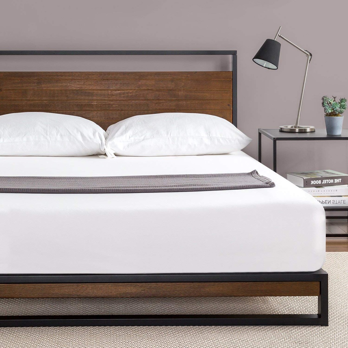 11 Modern Platform Beds To Refresh Your Bedroom