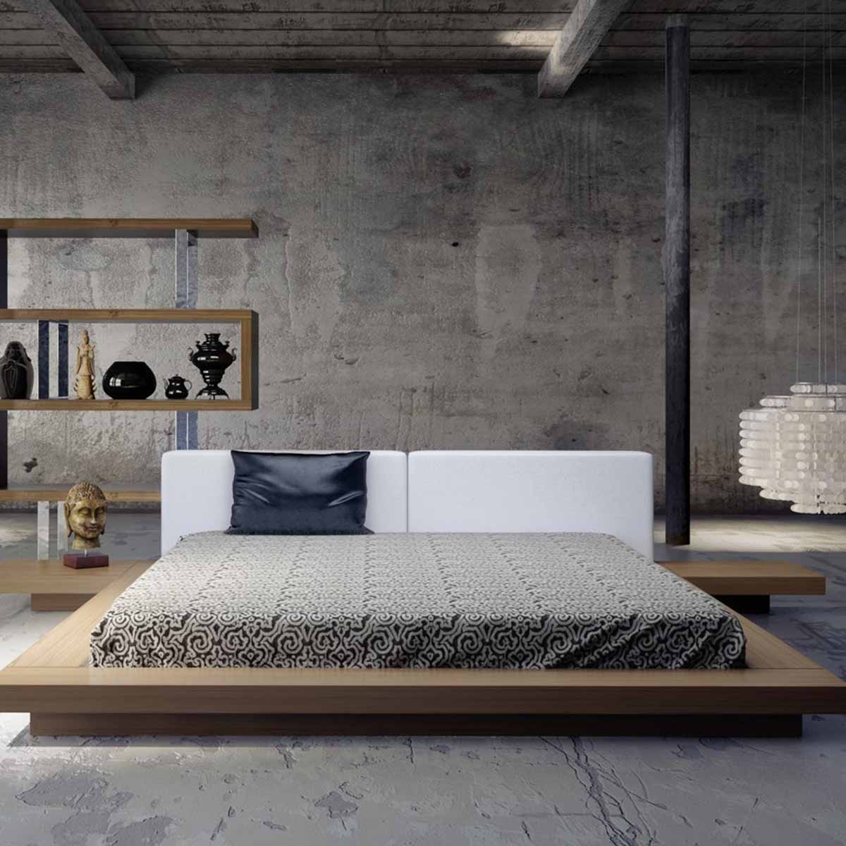 51 Modern Platform Beds To Refresh Your