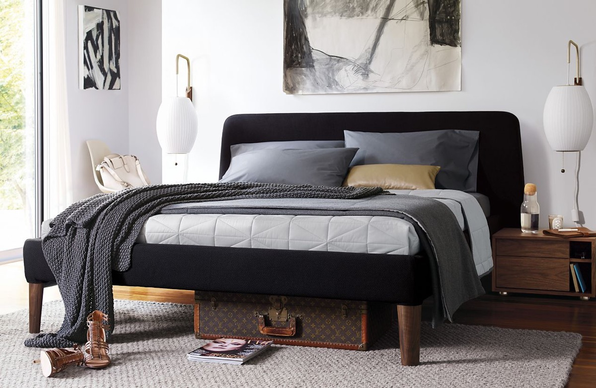 Picture of: 51 Modern Platform Beds To Refresh Your Bedroom