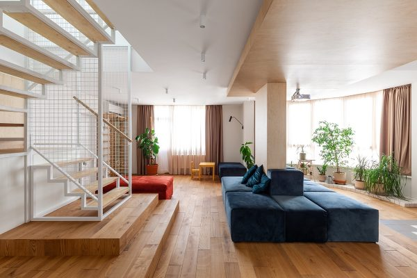 Family Home With Interior Space to Run And Play