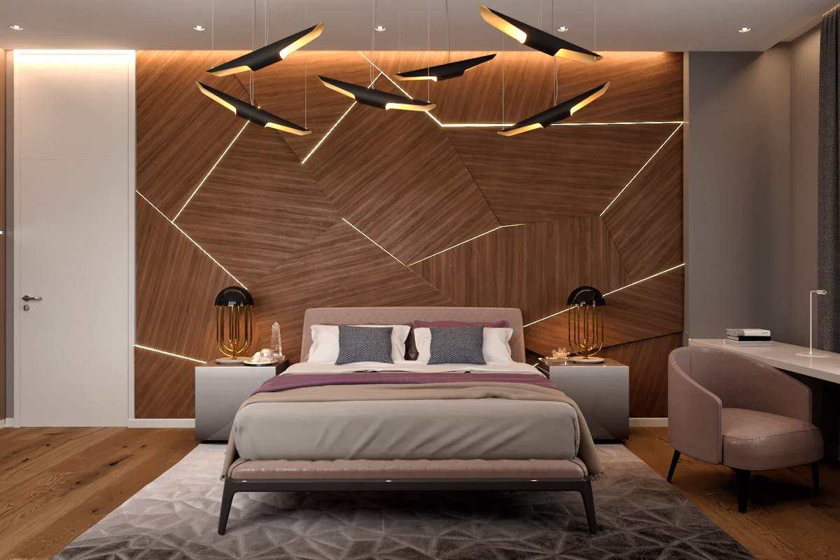 51 Modern Bedrooms With Tips To Help You Design